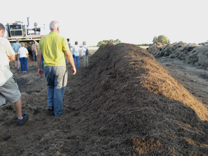 Tour of Compost Site